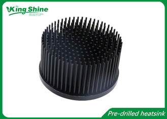 ประเทศจีน Pre Drilled Led Cree Cob Grow Light Aluminum Pin Heatsink For Cob Led Cxb3590 ผู้ผลิต